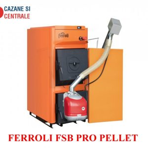 Pachet Ferroli FSBPro 25 Pellet