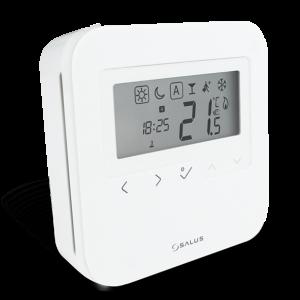 Salus HTRP230 – Termostat programabil, cu butoane tactile