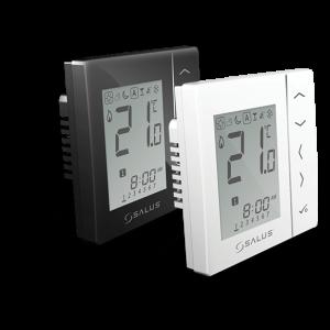 Salus VS30WB Termostat Programabil in doza Black