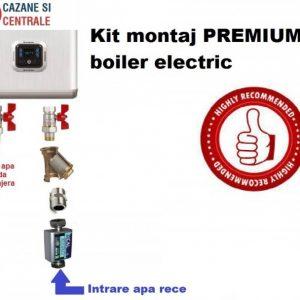 Pachet premium montaj boiler electric