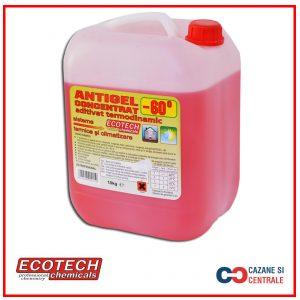 Antigel concentrat pentru cazane -60 gr