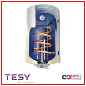 Boiler termoelectric cu serpentina Tesy BiLight 80l 2000W