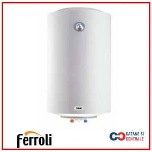 Boiler electric FERROLI E-GLASSTECH VBO 50 – 50 litri