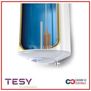 Boiler electric de perete vertical TESY Bilight – 50 litri