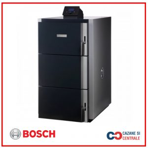 Bosch Centrala Pe Lemne Cu Gazeificare Solid 6000 W SFW 50-2 HFM