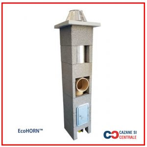 Sistem cos de fum EcoHORN 5M/45GR