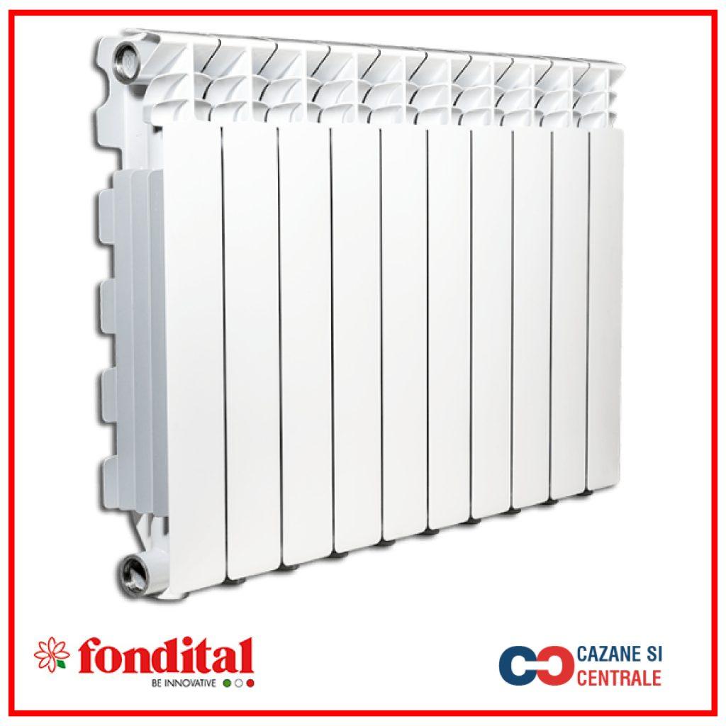 Radiator aluminiu Fondital Exclusivo B3 H600/10 elementi