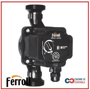 Pompa recirculare Ferroli Energy Saving (ES) 25-60/180
