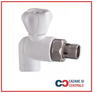 Robinet radiator coltar PPR 20X1/2