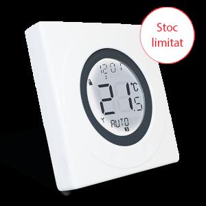 ST620 – Termostat programabil cu inel tactil