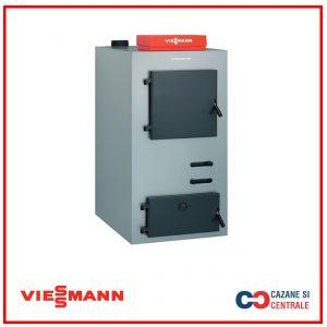 Cazan cu gazeificare Viessmann Vitoligno 100S 60 kW