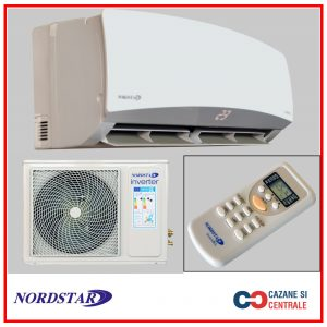 Aer conditionat inverter Nordstar CS-25V3A 9000 BTU
