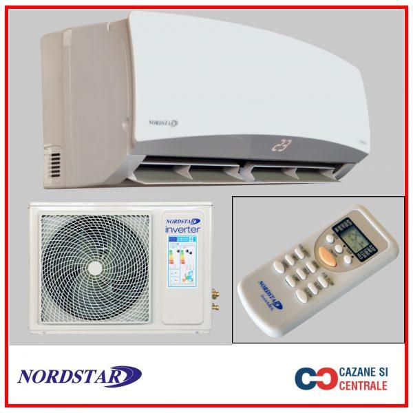 Aer conditionat inverter Nordstar CS-25V3A 9000 BTU