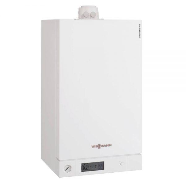 Centrala termica in condensatie Viessmann Vitodens 100-W 26 kW doar pentru incalzire