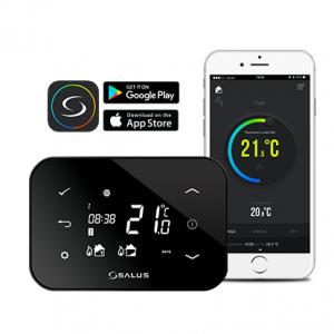 Termostat ambiental controlat prin internet Salus IT500