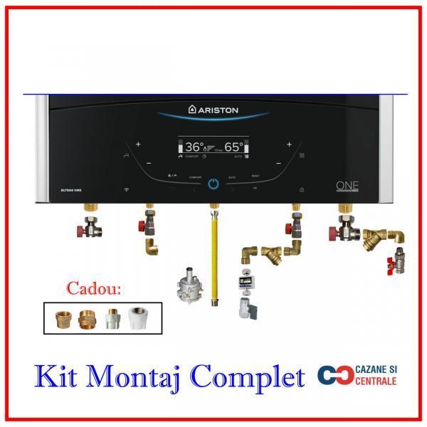 Kit Montaj Complet Centrala Termica