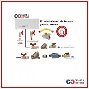 Kit montaj centrala termica