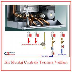 Kit montaj centrala termica Vaillant