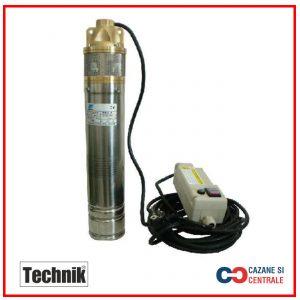 Pompa submersibila inox pentru ape curate TECHNIK 4SKM-100