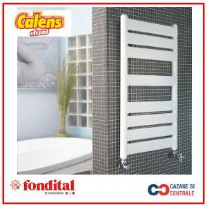 Radiator decorativ pentru baie FONDITAL CALENS 490X800