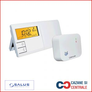 Centrala termica IMMERGAS VICTRIX TERA 24/28+Cronotermostat de ambient Salus 091FLRF