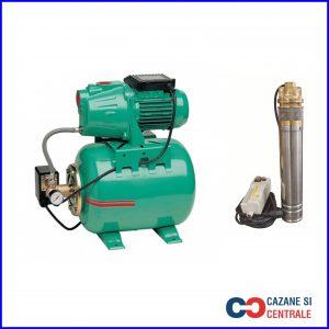 Hidrofoare si pompe de apa submersibile