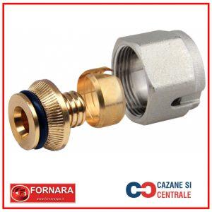 Conector pentru pex 17×3/4 EK