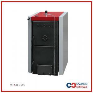 Centrala termica pe lemne Viadrus U22D-4E 20kw