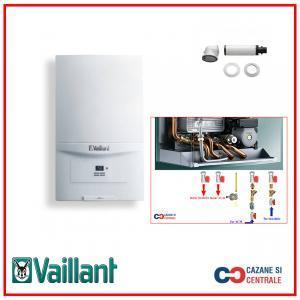 CT Vaillant ecoTEC Pure VUW 236/7-2+Kit montaj centrala termica Vaillant