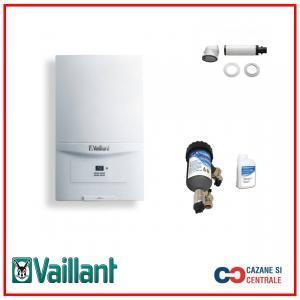 CT Vaillant ecoTEC Pure VUW 236/7-2+Filtru anti-magnetita Salus MD22A MAG Defender