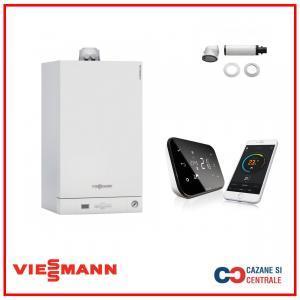 Viessmann Vitodens 050 24 KW+Termostat Salus IT500