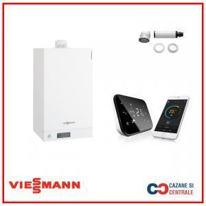 Viessmann Vitodens 100-W 35 KW+Termostat Salus IT500