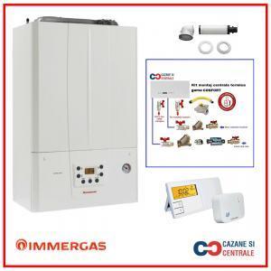 CT IMMERGAS VICTRIX TERA 24/28+Kit montaj centrala termica+Termostat cadou