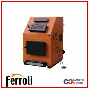 Centrala termica pe lemne Ferroli FSB3 MAX 100 kW