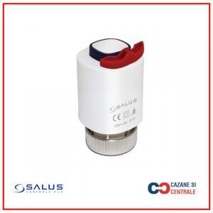 Actuator termic, filet M30x1.5, normal inchis, 24 Volt
