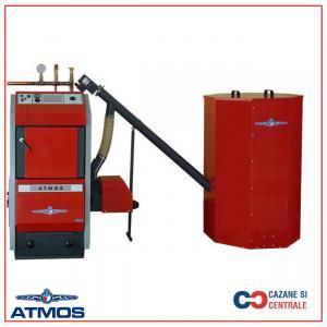 Pachet Atmos D21P+Arzator A25+Snec+Buncar 250L