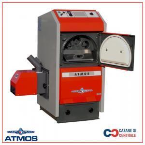 Centrala termica pe peleti Atmos D21P 19.5KW