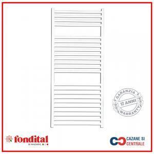Calorifer din aluminiu pentru baie FONDITAL COOL 500×1160 – 544 W