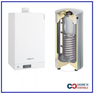 Pachete centrala termica+boiler