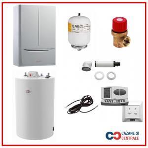 Pachet centrala termica Immergas Victrix Maior 35 TT X cu boiler Atlas 150 litri