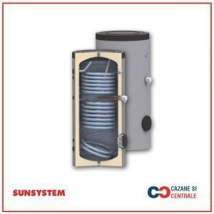 Boiler Stativ 200l 2 Serpentine SUNSYSTEM SON 200