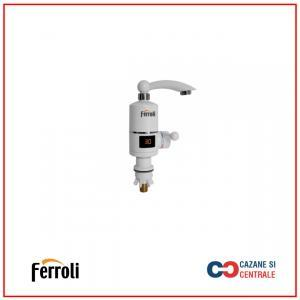Robinet electric pentru apa calda instant Ferroli Argo