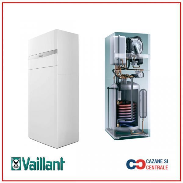 Centrala termica in condensatie cu boiler incorporat Vaillant Ecotec VSC INT 306/4-5 – 30 kW