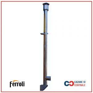 Cos de Fum Inox Ferroli D200 H 5M