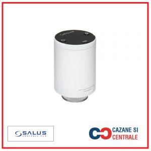 SALUS TRV10RFM CAP TERMOSTATIC RF COMPACT, CU BATERII, filet M30x1.5