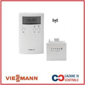 Cronotermostat fara fir Viessmann Vitotrol 100 UTDB RF2