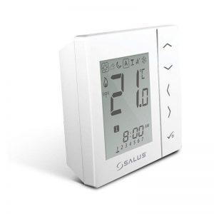 Termostat programabil Radio Frecventa Salus VS20WRF (Alb)