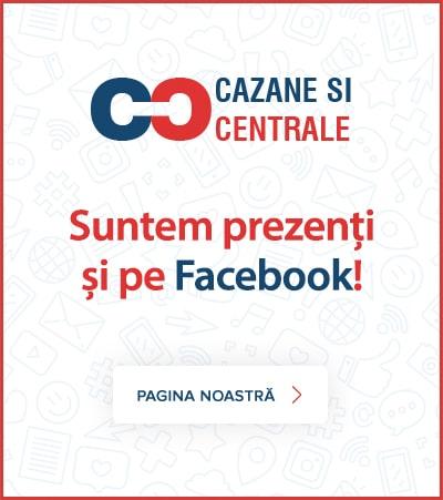 Cazane si Centrale pe Facebook