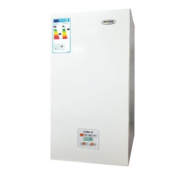 Centrala termica Motan Clasic 24 kW, schimbator principal inox