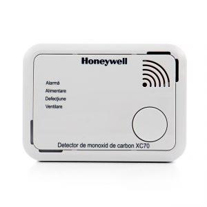 Detector de monoxid de carbon Honeywell XC70, 7 ani garantie